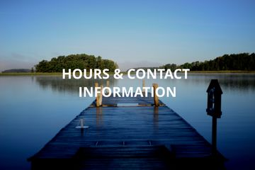 Hours & Contact Information